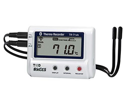 温度記録計 おんどとり(無線LAN) TR-71wb